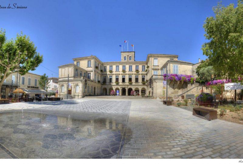 Château de Simiane à Valréas - 5