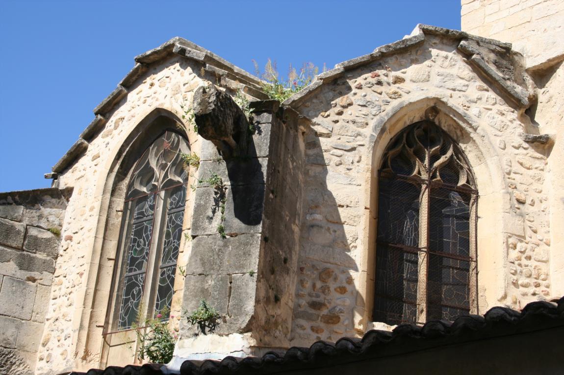 Eglise Saint Pierre à Visan - 1