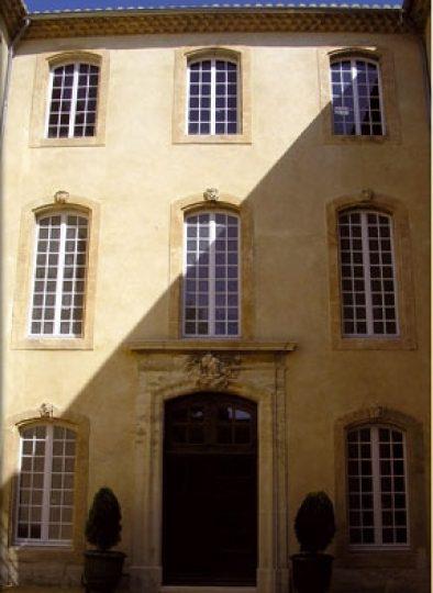 Hôtel Pellissier à Visan - 2
