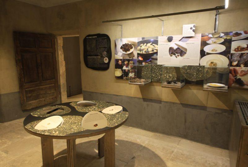 Musée de la truffe et du vin à Richerenches - 1