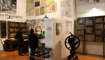 Musée du Cartonnage et de l'Imprimerie – Valréas