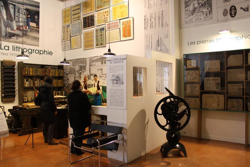 Musée du Cartonnage et de l'Imprimerie - Valréas
