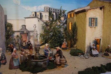 Le Village Provençal Miniature à Grignan - 0