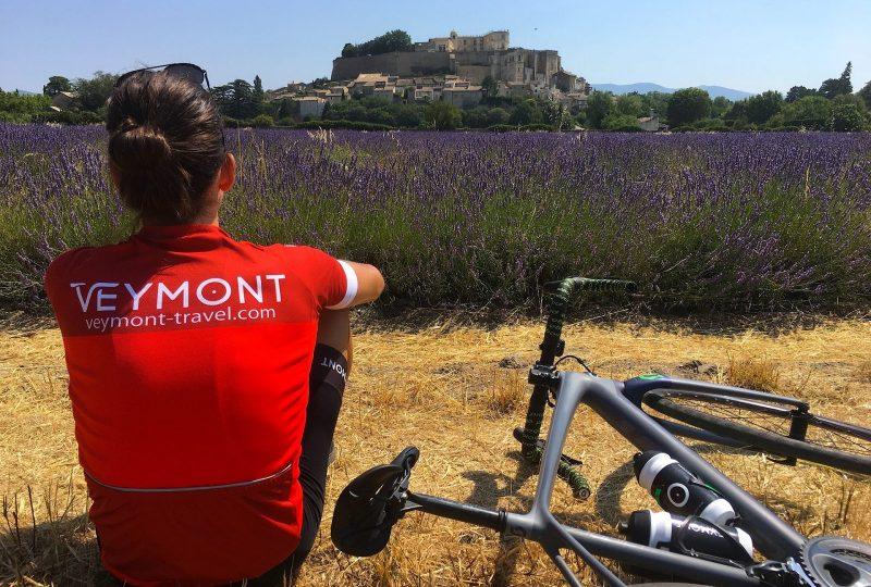 Voyage à vélo Traversée de la Drôme à Mirmande - 2