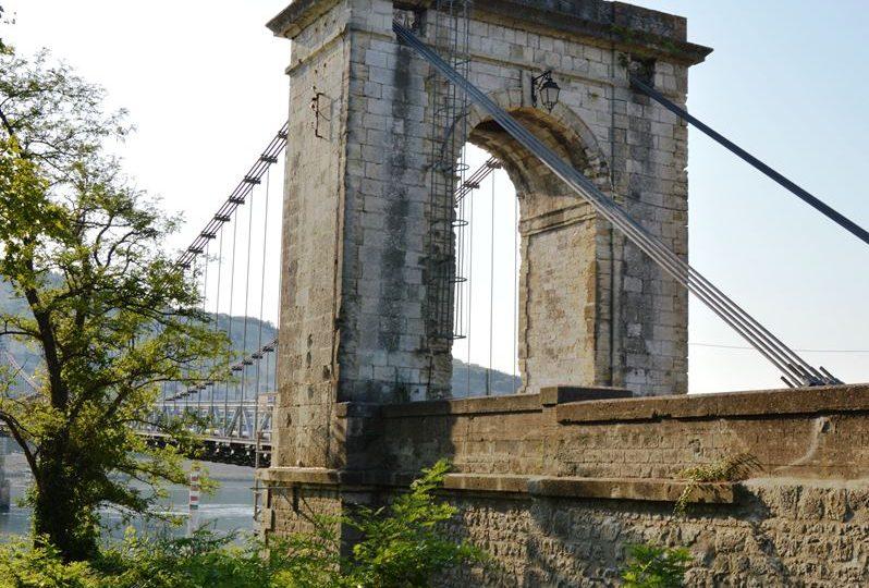 Défilé de Donzère et Pont de Robinet à Donzère - 2