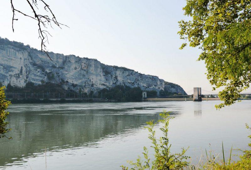 Défilé de Donzère et Pont de Robinet à Donzère - 4