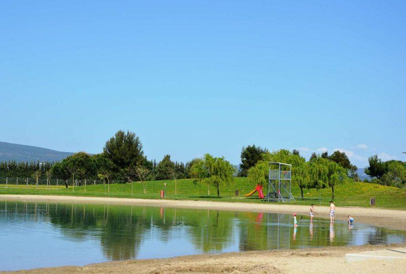 Lac de Pignedoré à Pierrelatte - 1