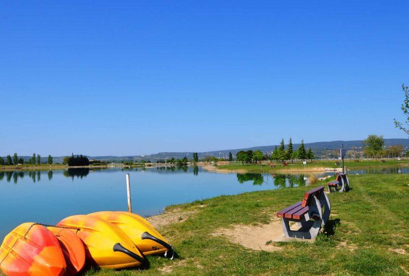 Lac de Pignedoré à Pierrelatte - 3