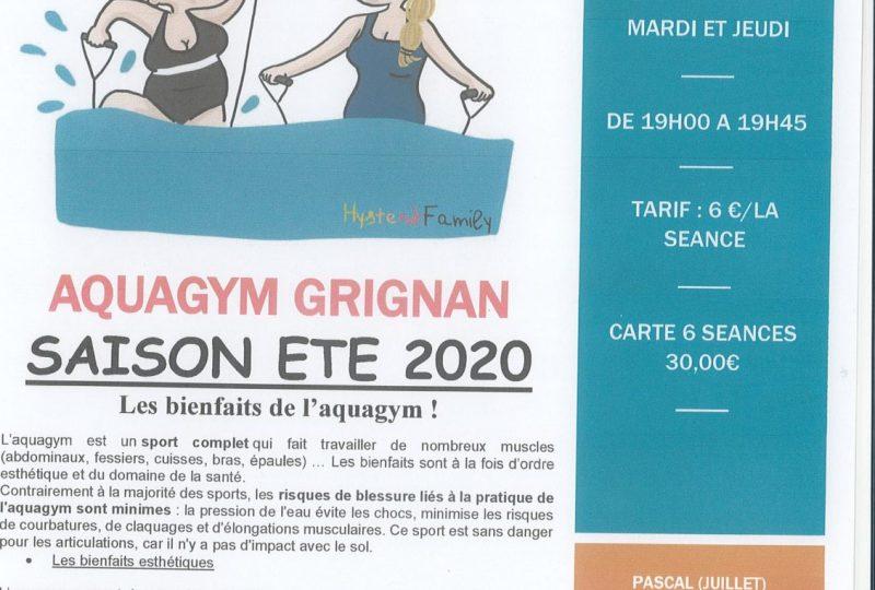 Piscine municipale à Grignan - 1
