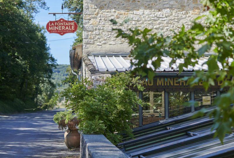 Restaurant la Fontaine Minérale à Pont-de-Barret - 0