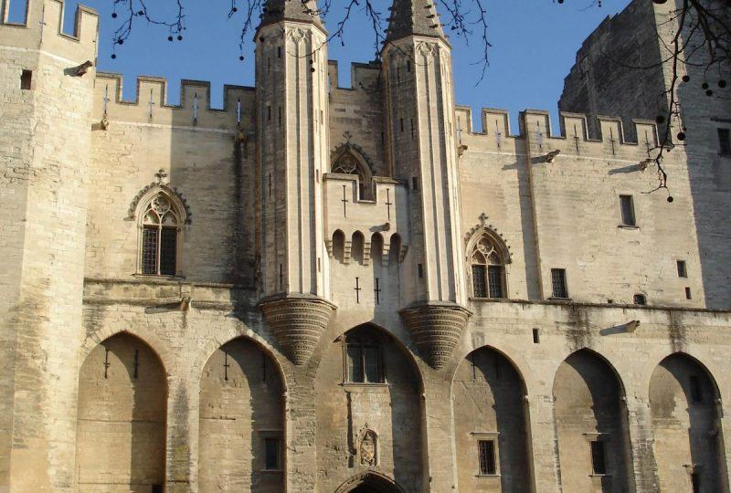 Palais des Papes à Avignon - 0