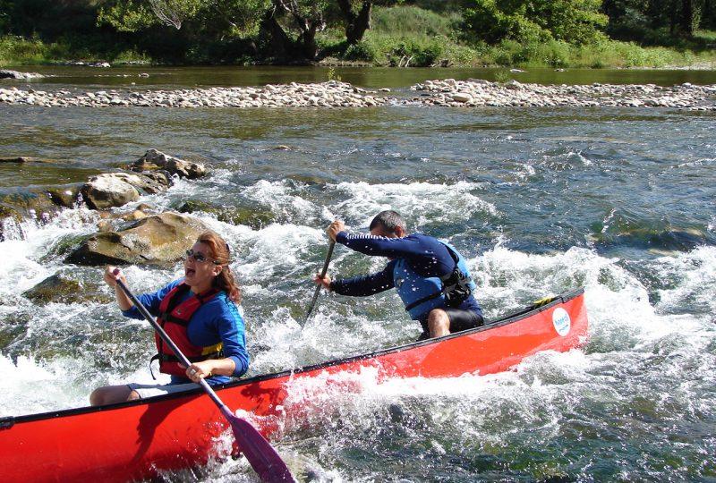 Canoé-Kayak «Ardèche Aventure» à Saint-Martin-d'Ardèche - 0
