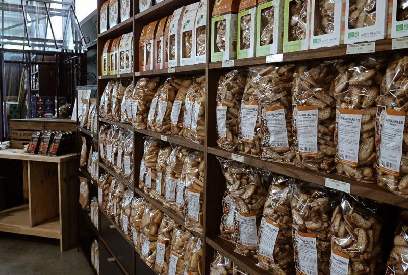 Magasin de la fabrique – Biscuiterie de Provence à Saint-Maurice-sur-Eygues - 4