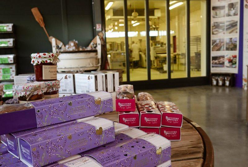 Magasin de la fabrique – Biscuiterie de Provence à Saint-Maurice-sur-Eygues - 6