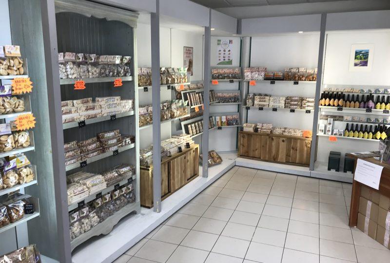 La Boutique des délices par Claude Boyer à Sault - 1