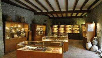 Musée archéologique – Le Pègue