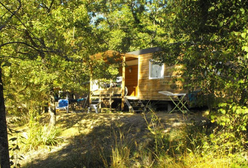 Camping la Source du Jabron – Sites & Paysages à Comps - 12
