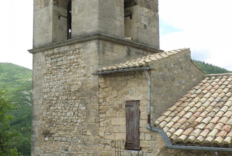 Eglise de Reilhanette à Reilhanette - 0
