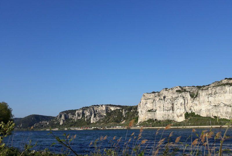 Circuit «L'Homme et le Rhône» – Drôme Sud Provence à Pierrelatte - 0