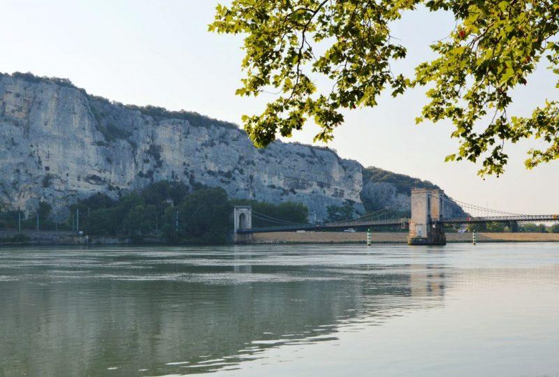Circuit «L'Homme et le Rhône» – Drôme Sud Provence à Pierrelatte - 1