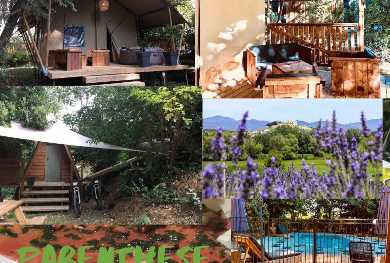 Echappée nature – Drôme Sud Provence à Tulette - 1