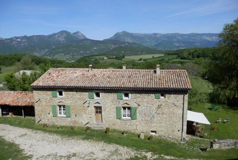 Chambres d'Hôtes du Panicaut à Francillon-sur-Roubion - 2