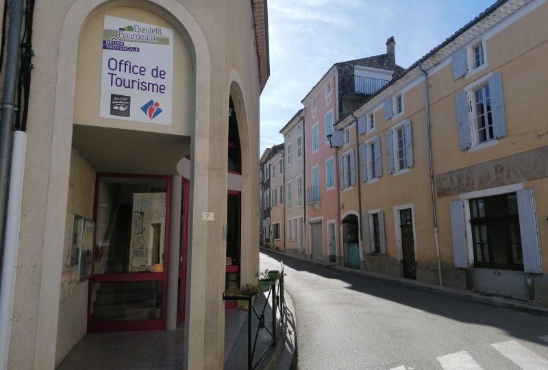 Office de Tourisme  Pays de Dieulefit-Bourdeaux  – Bureau Annexe de Bourdeaux à Bourdeaux - 0