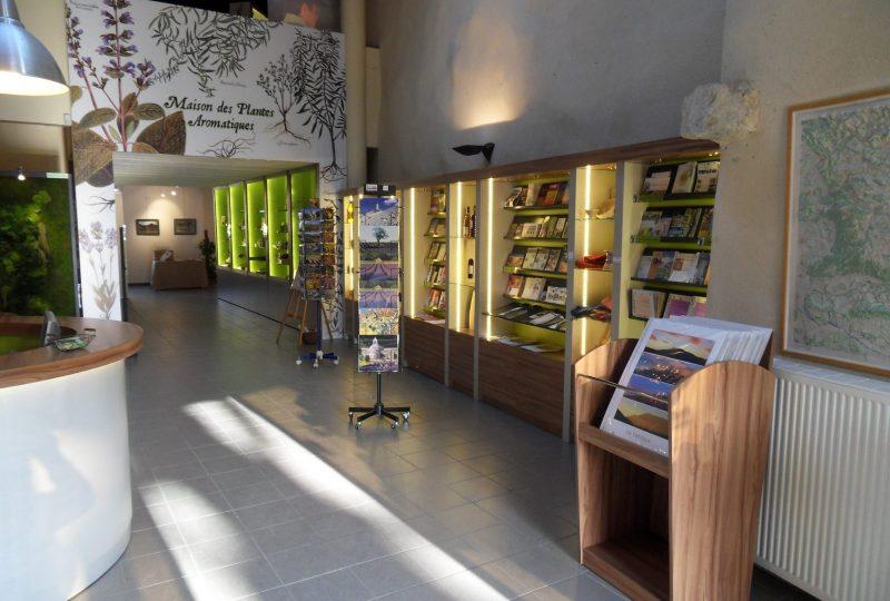 Office de Tourisme des Baronnies en Drôme Provençale – Pays de Buis-les-Baronnies à Buis-les-Baronnies - 1